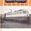 Miniatuurbanen juli 1964 jaargang 7 nr7