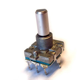 Reading a rotary encoder with a pic - Automatic-rock nl