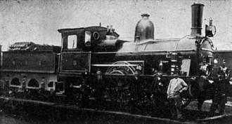 "Afb. 1 NCS nr 14 ""De Zwijger"" serie 13-15 Stephenson 1872"