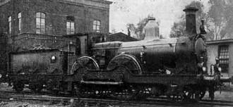 Afb. 6 - S.S. nr. 337 serie 301- 475. Beijer Peacock & Co. 1880.'92.(Foto: Derens)
