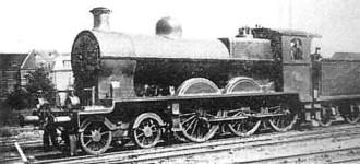 Afb. 9 - N.B.D.S. nr. 35 serie 30-35. Beyer- Peacock & Co.. 1908-'20.(Foto:Derens)