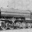 NS serie 5000 gebouwd door de North British Loc. Co. 1946 (loc. 3726 WD, nummer op deze fabrieksfoto is toevallig niet aan de NS overgedragen). 1 Aug. 1950: 83 loc'n.