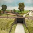 Clutton model railroad