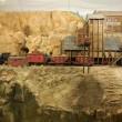 Purgatory Peak model railroad
