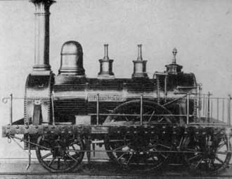 """Model van breedspoor locomotief ,.Hercules"""""""