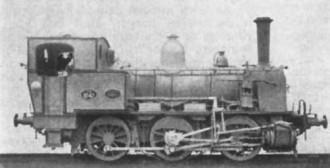 tenderlocomotief HSM_11047 NS_7743 Schwartzkopff Berlin