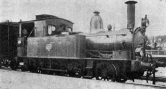 Afb. 13 - 1B tenderloc. N.S. 5006 (serie 5001-5006). Beyer Peacock & Co.. Manchester. (Foto J. Quanjer)