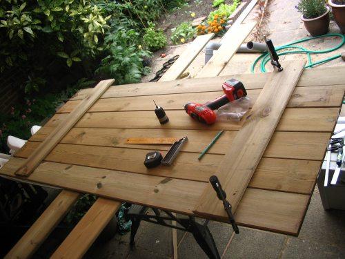 Bedwelming Een nieuwe poort maken - Automatic-rock.nl @YO67