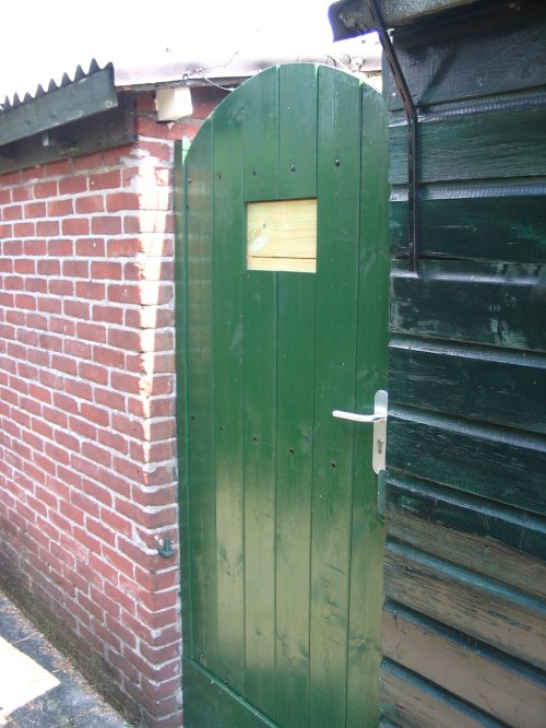 Uitzonderlijk Een nieuwe poort maken - Automatic-rock.nl @JS96