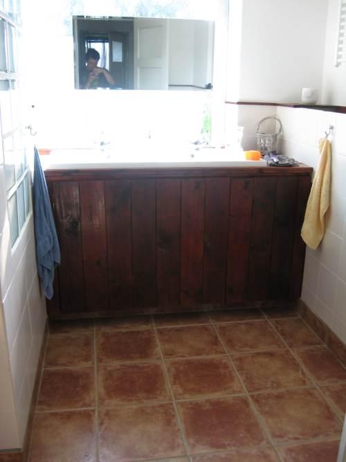 Ombouw van slaapkamer naar badkamer (deel9 en klaar!) - Automatic ...