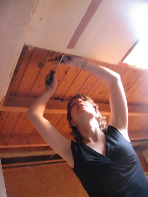 Vaak Oud plafond slopen - Automatic-rock.nl WY55